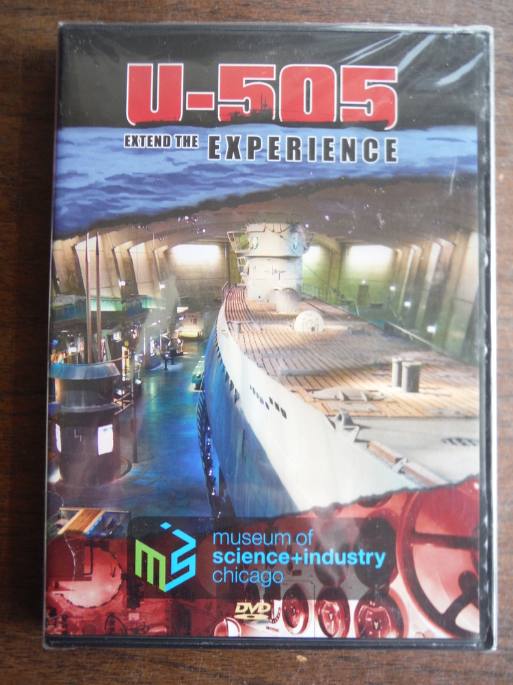 Image 0 of U-505: Extend the Experience