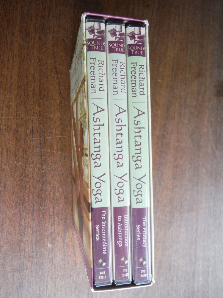Image 1 of The Ashtanga Yoga Collection (Introduction / Primary Series / Secondary Series)