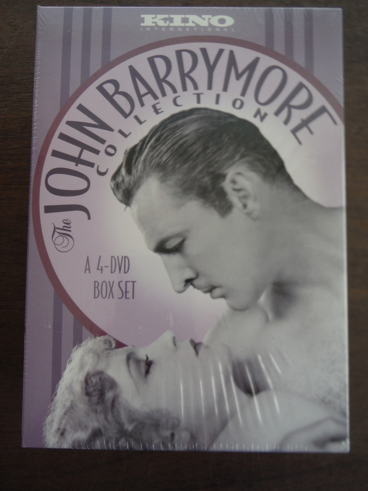 John Barrymore Collection (Sherlock Holmes / Dr. Jekyll and Mr. Hyde / The Belov