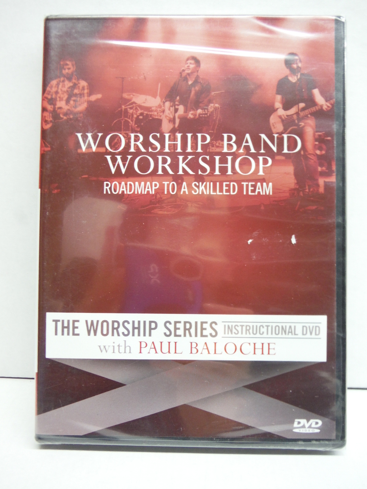 Image 0 of Worship Band Workshop: Roadmap To A Skilled Team