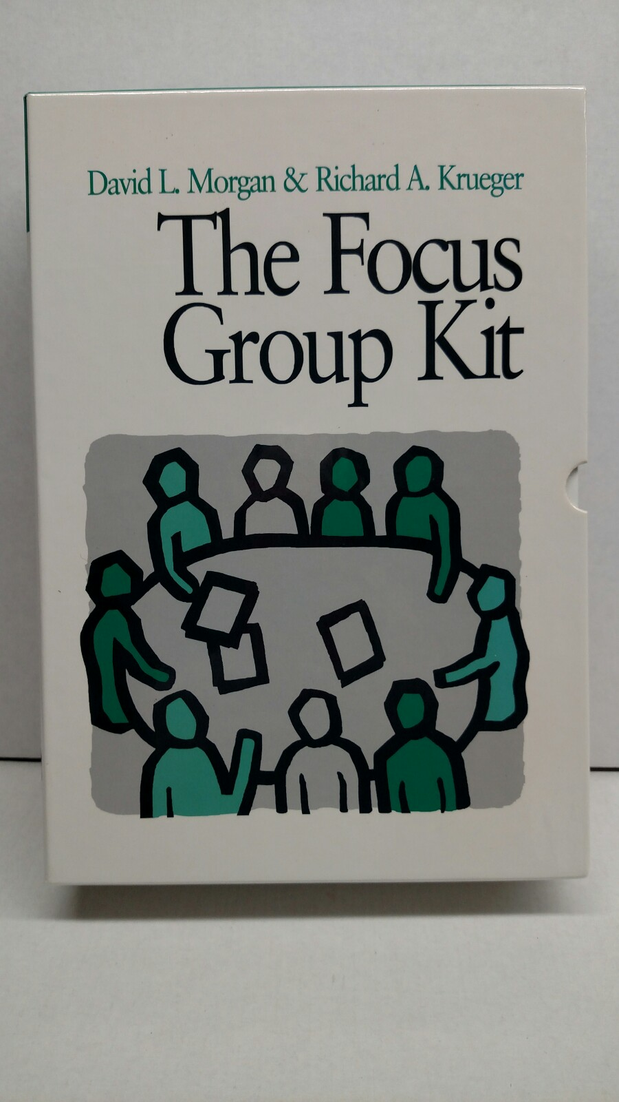 Image 0 of The Focus Group Kit: Volumes 1-6