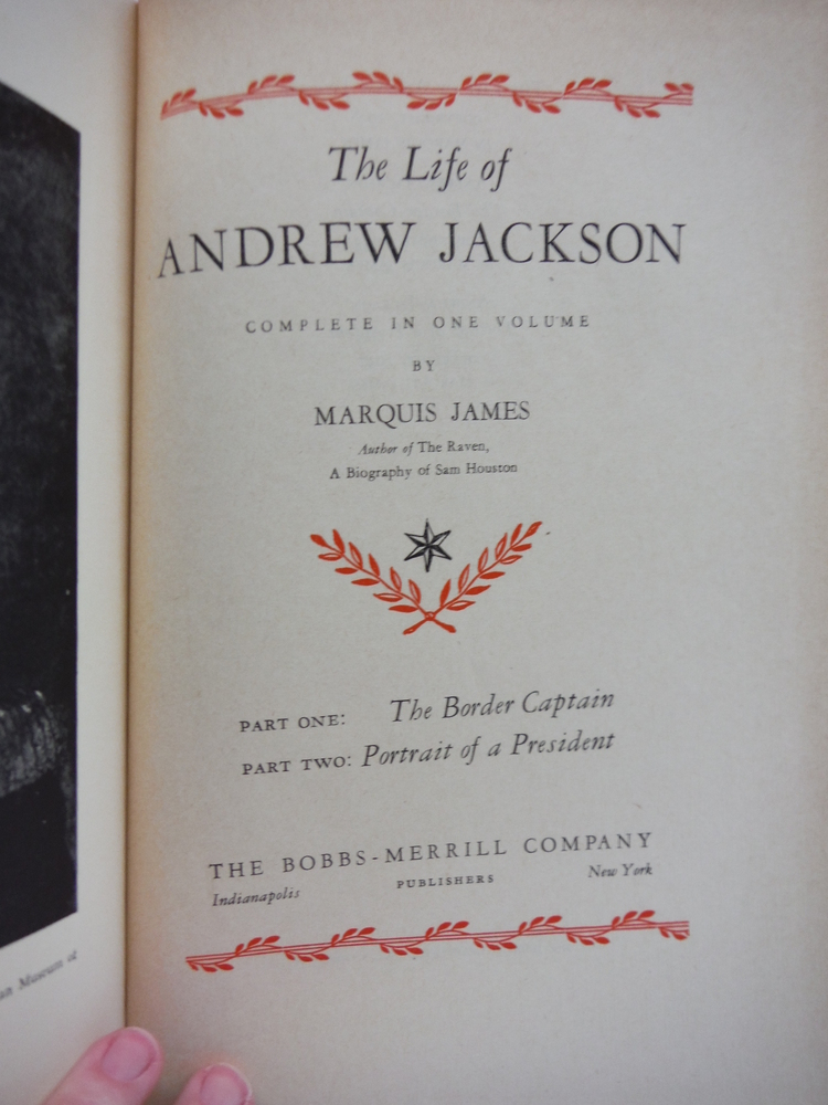 Image 1 of The Life of Andrew Jackson *2 Volumes in 1*