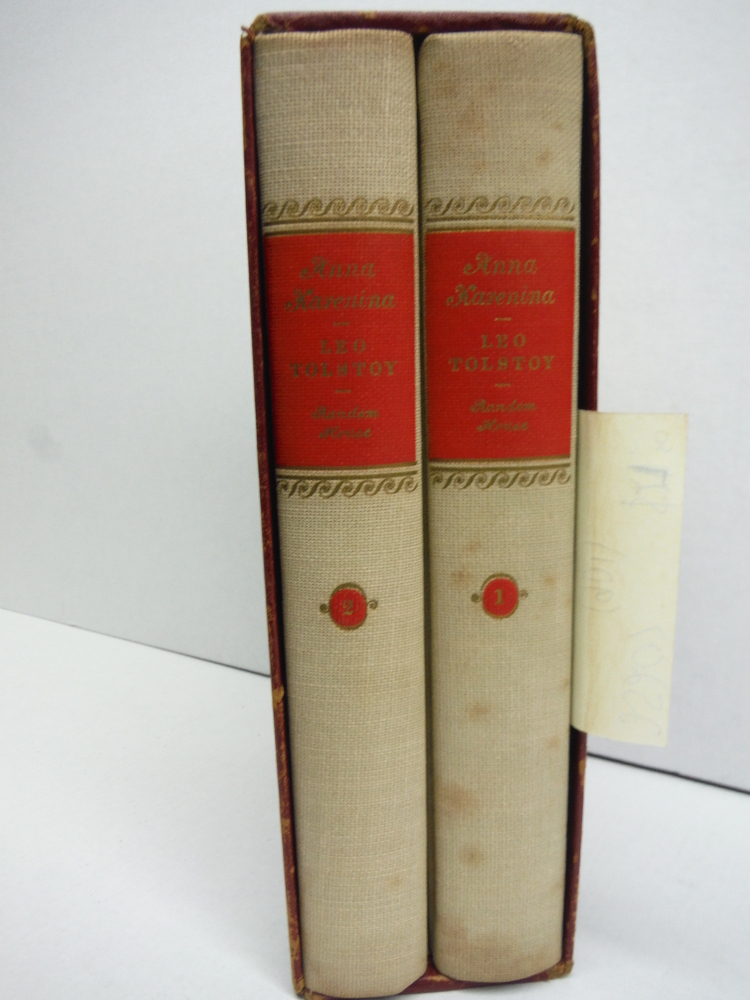 Image 0 of Anna Karenina in Two Volumes