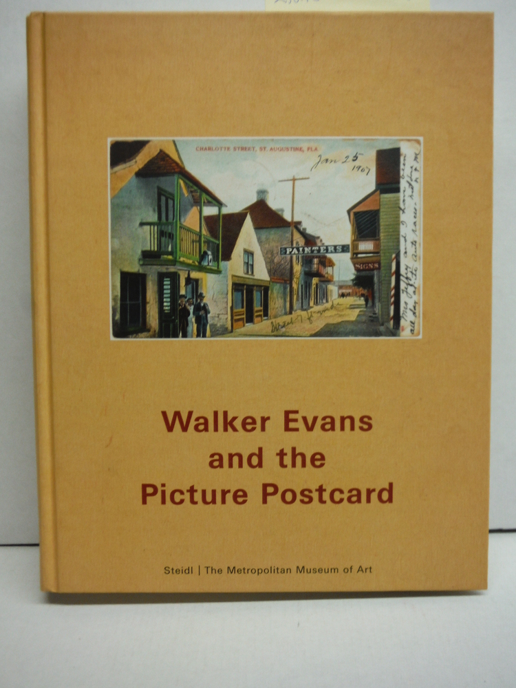Image 0 of Walker Evans and the Picture Postcard