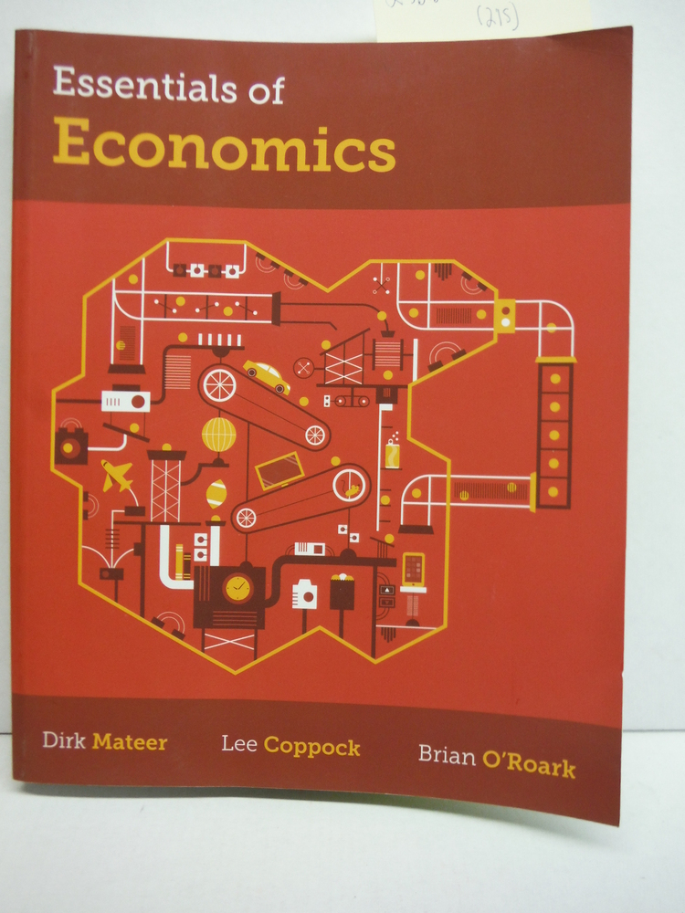 Image 0 of Essentials of Economics