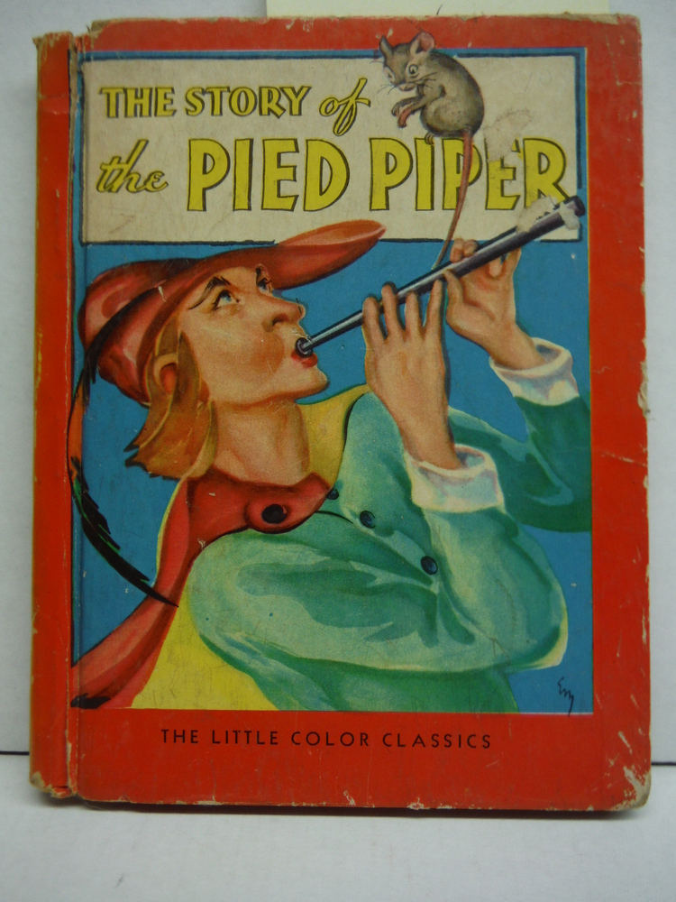 Image 0 of The Pied Piper of Hamelin [ The Little Color Classics ]