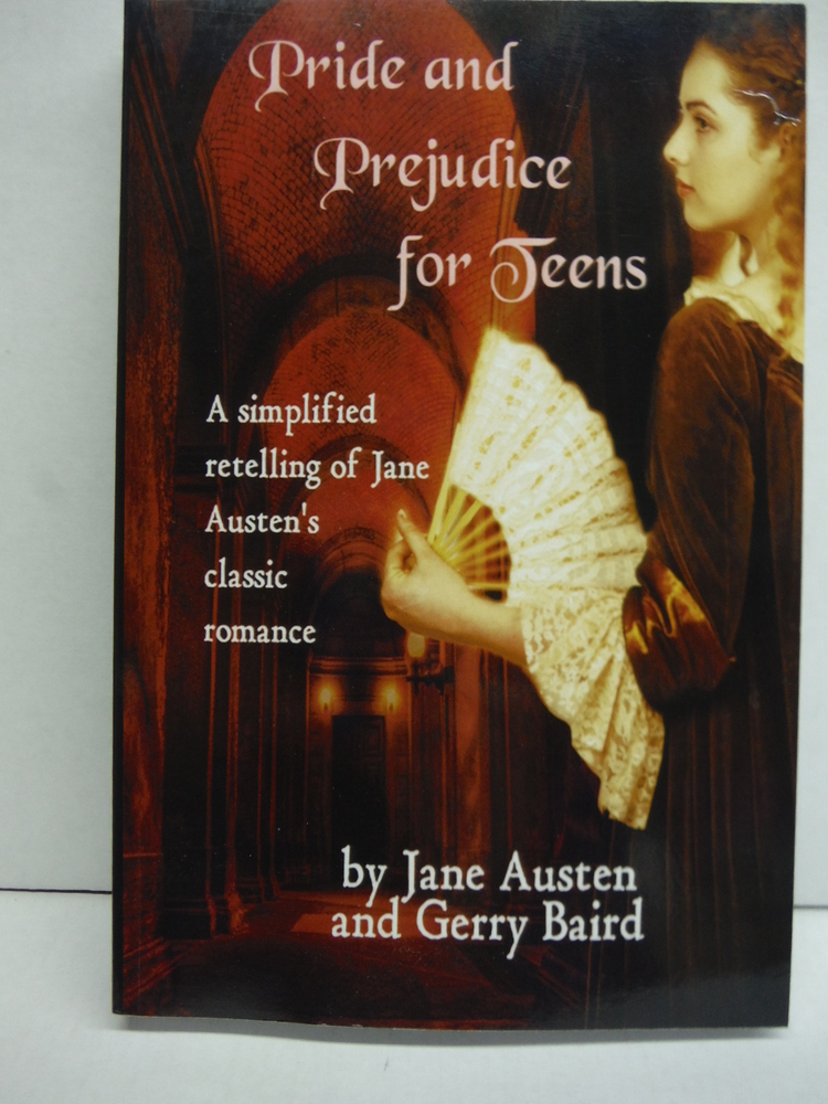 Image 0 of Pride and Prejudice for Teens: A Simplified Retelling of Jane Austen's Classic R