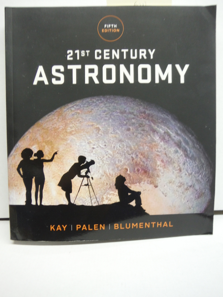 Image 0 of 21st Century Astronomy (Fifth Edition)