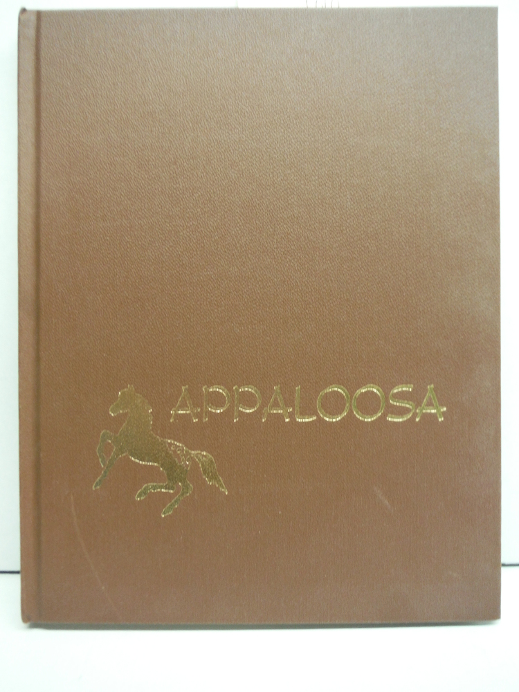 Appaloosa: The Spotted Horse in Art and History
