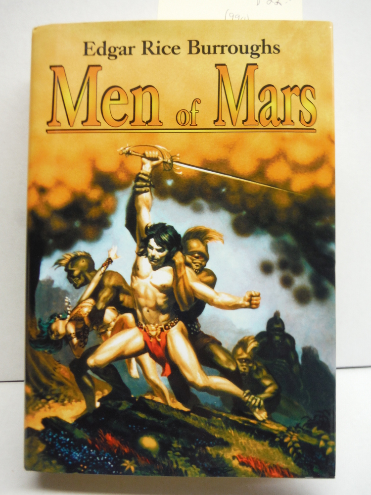 Image 0 of Men of Mars: A Fighting Man of Mars, Swords of Mars, and Synthetic Men of Mars (