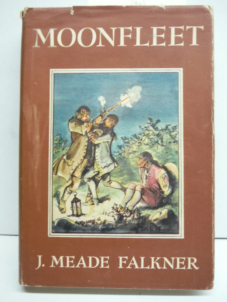 Image 0 of Moonfleet (First Edition with Dust Jacket)