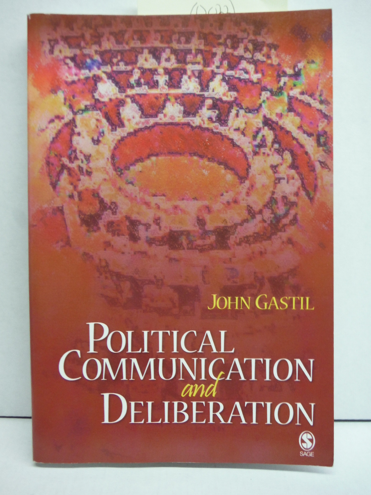 Image 0 of Political Communication and Deliberation