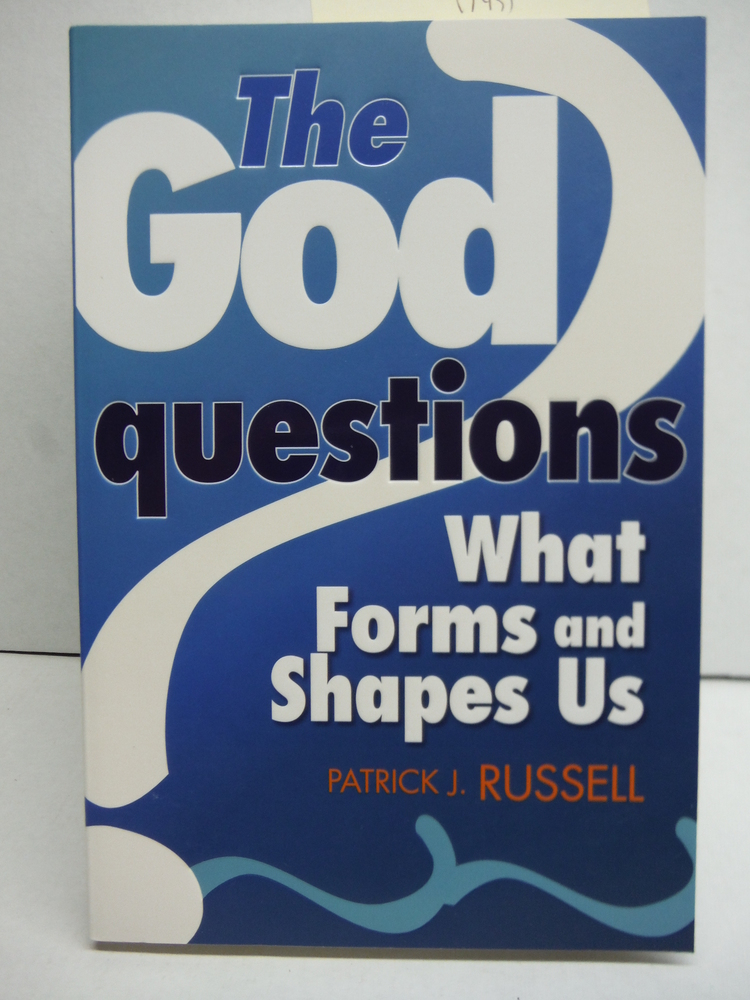 Image 0 of The God Questions: What Forms and Shapes Us