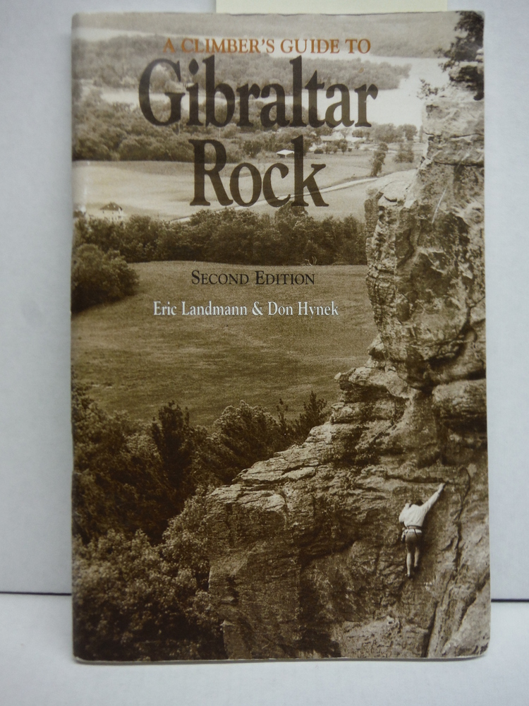 Image 0 of A climber's guide to Gibraltar Rock