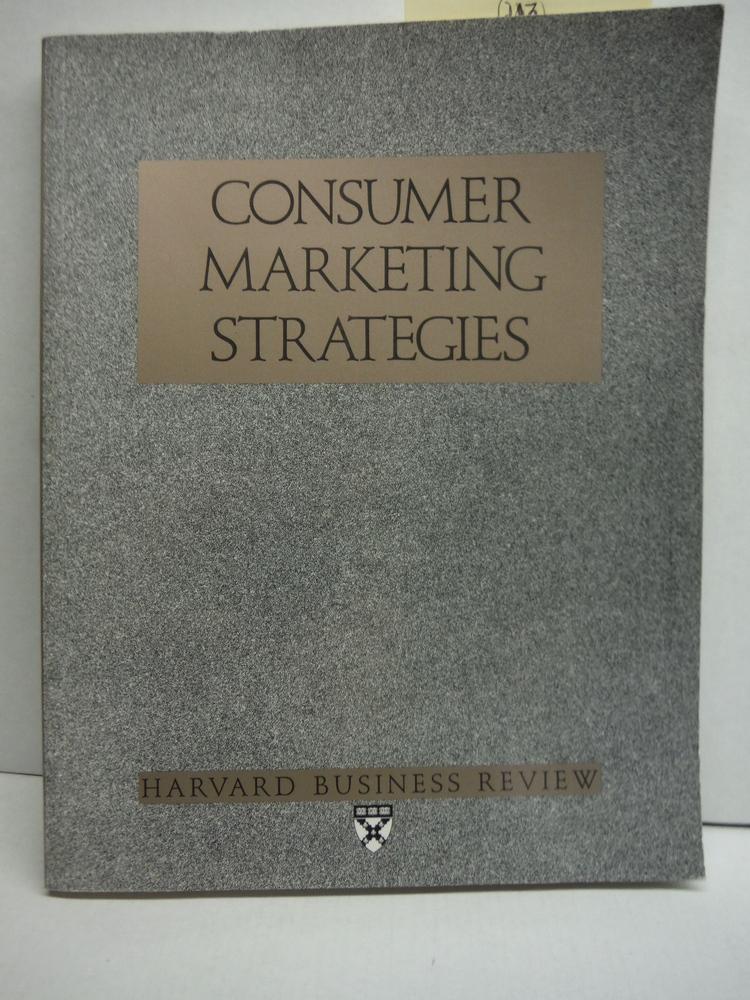 Consumer Marketing Strategies (Marketing in Action)
