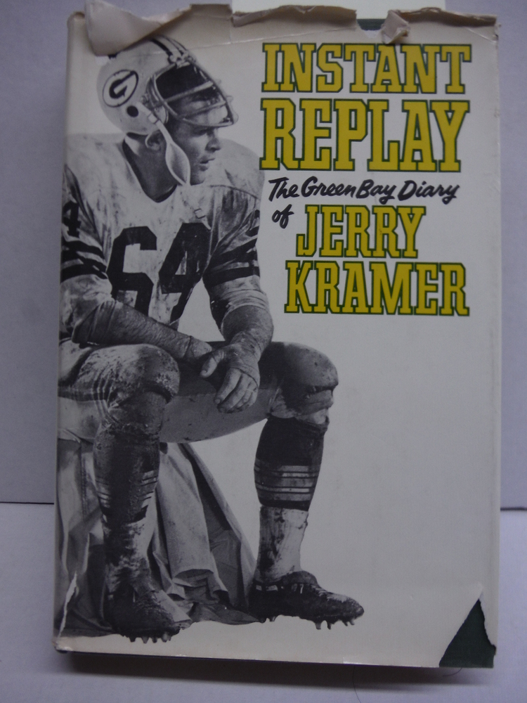 Image 0 of Instant Replay: The Green Bay Diary of Jerry Kramer