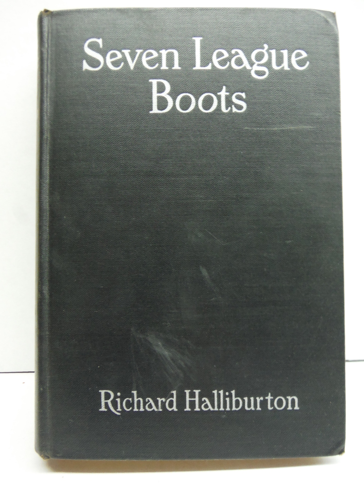 Image 0 of Seven League Boots