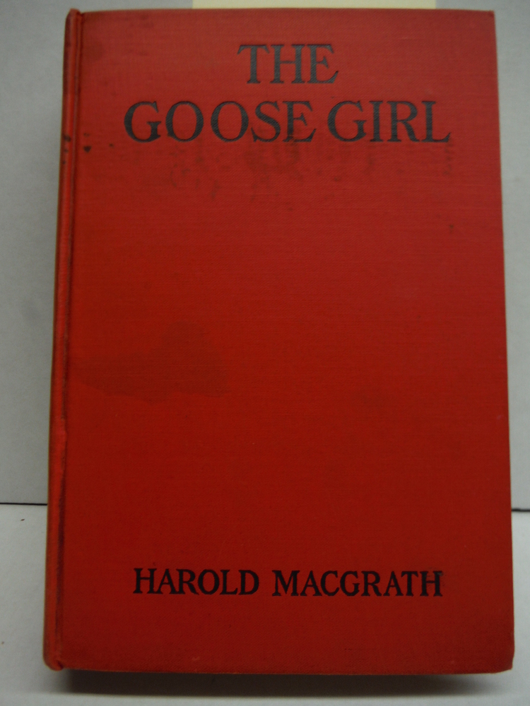 Image 0 of The Goose Girl (Photoplay Edition)