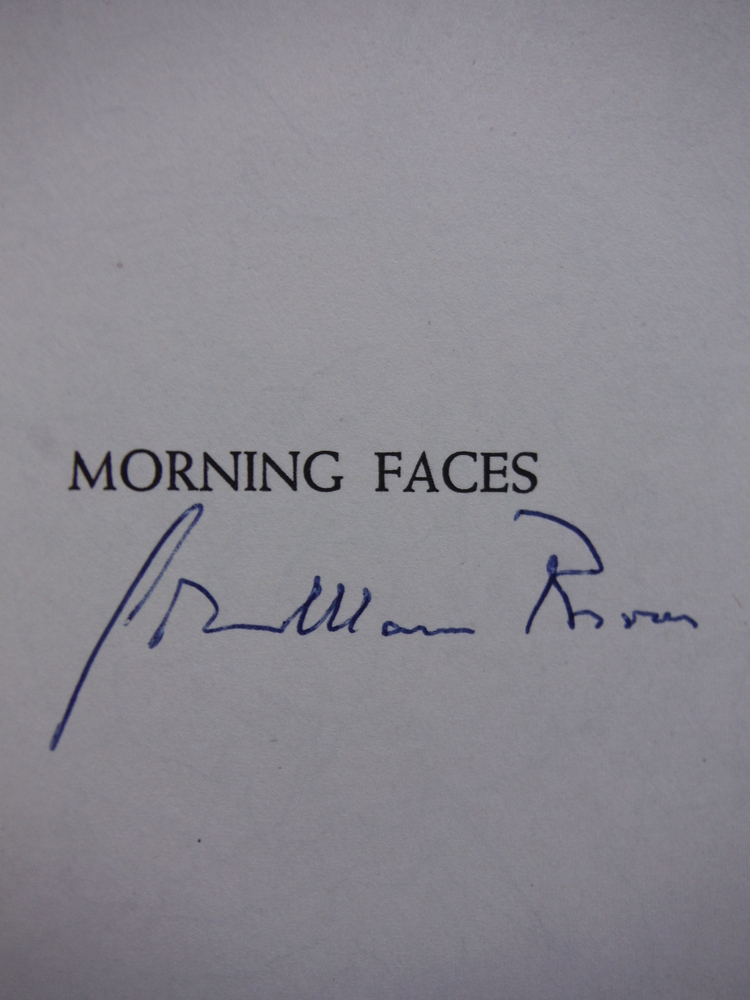 Image 1 of Morning faces, a book of children and parents;