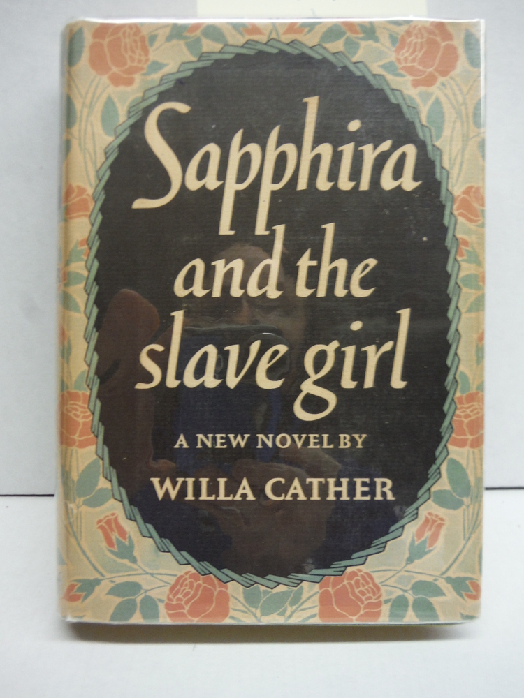 Image 0 of Sapphira and the Slave Girl (First Edition)