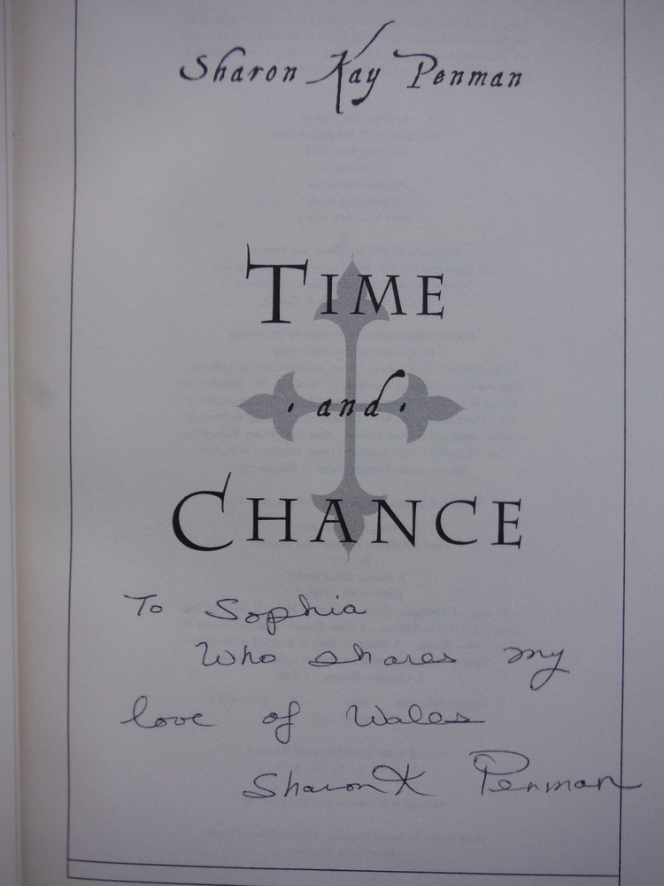 Image 1 of Time and Chance