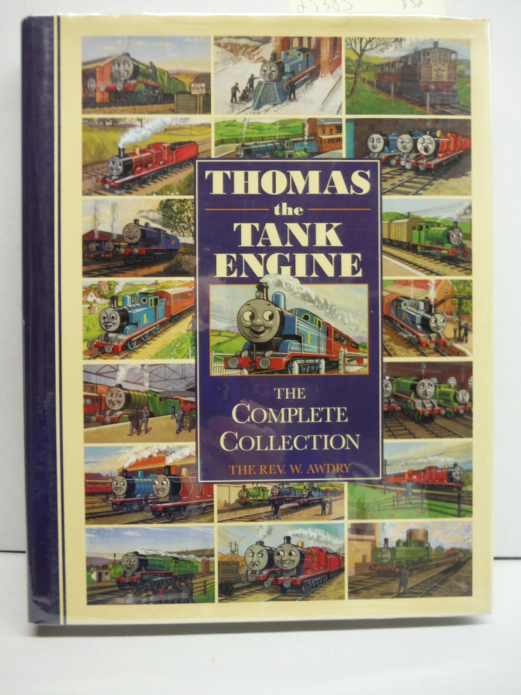 Image 0 of Thomas the Tank Engine. The complete collection