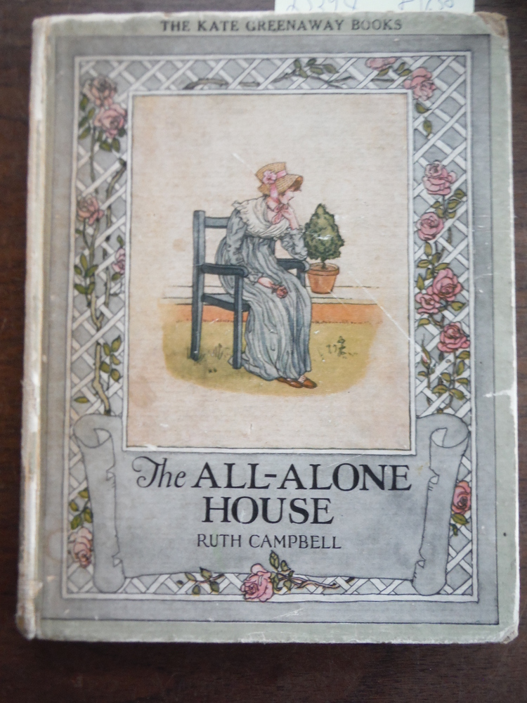 The All-Alone House (The Kate Grenaway Books)