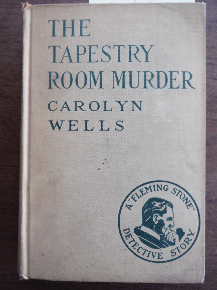 Image 0 of The Tapestry Room Murder