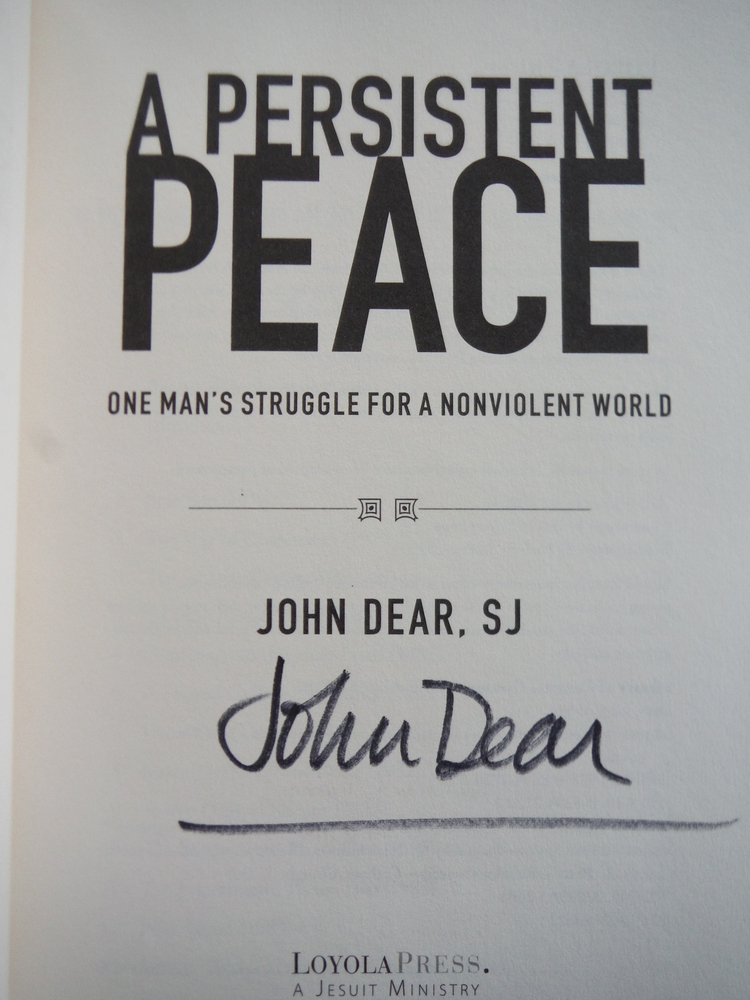 Image 1 of A Persistent Peace: One Man's Struggle for a Nonviolent World