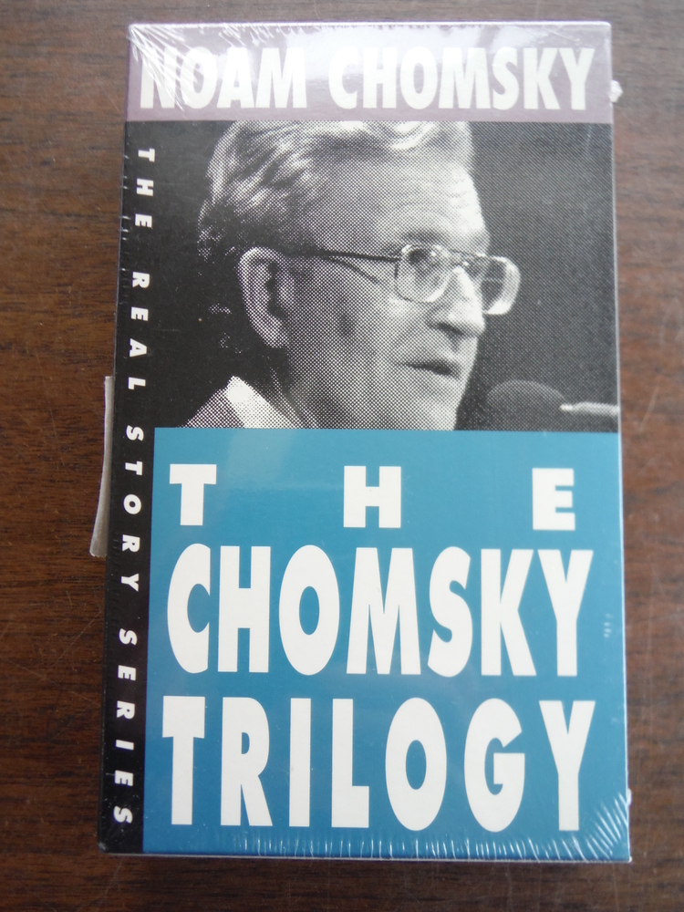 Image 0 of The Chomsky Trilogy: Secrets, Lies and Democracy/The Prosperous Few and the Rest