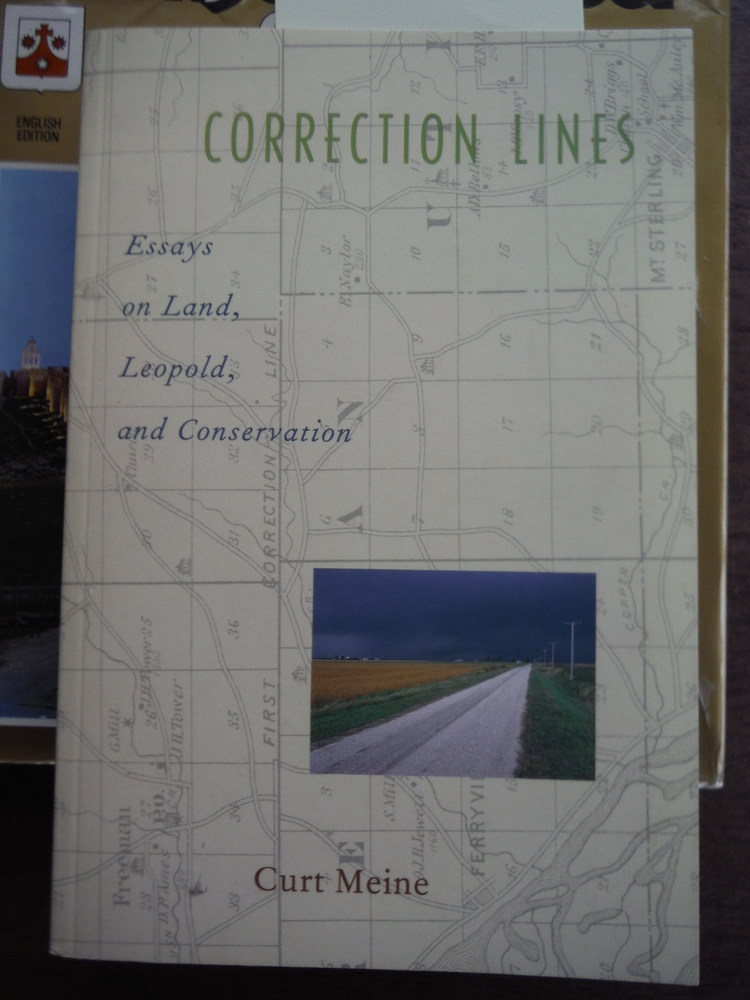 Image 0 of Correction Lines: Essays on Land, Leopold, and Conservation