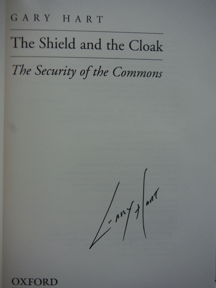Image 1 of The Shield and the Cloak: The Security of the Commons