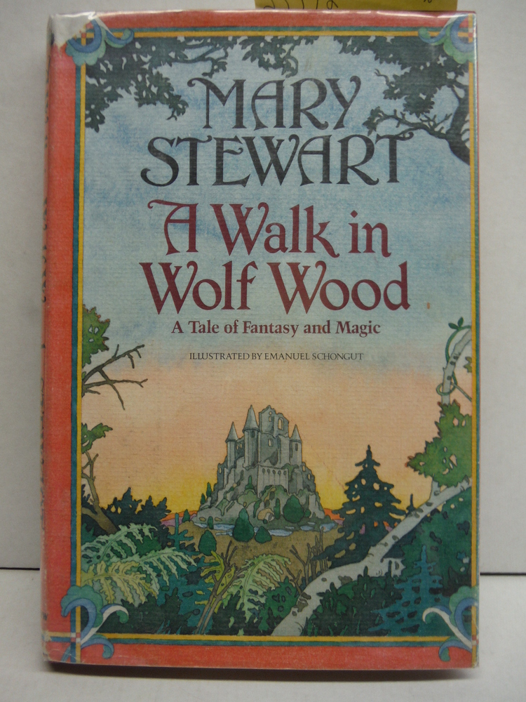 Image 0 of A Walk in Wolf Wood: A Tale of Fantasy and Magic