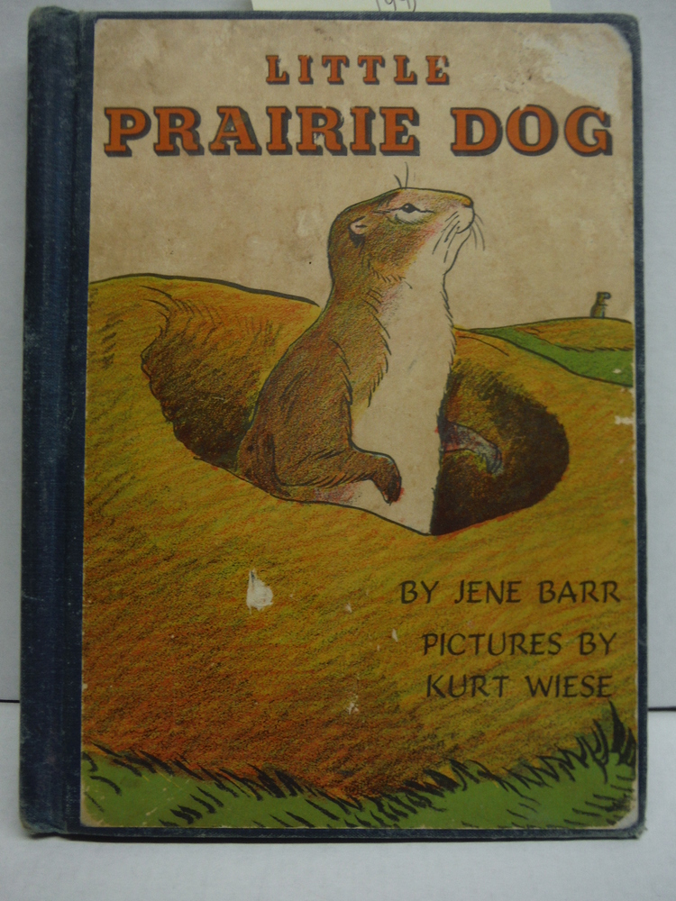 Image 0 of Little prairie dog;: A read-it-yourself story