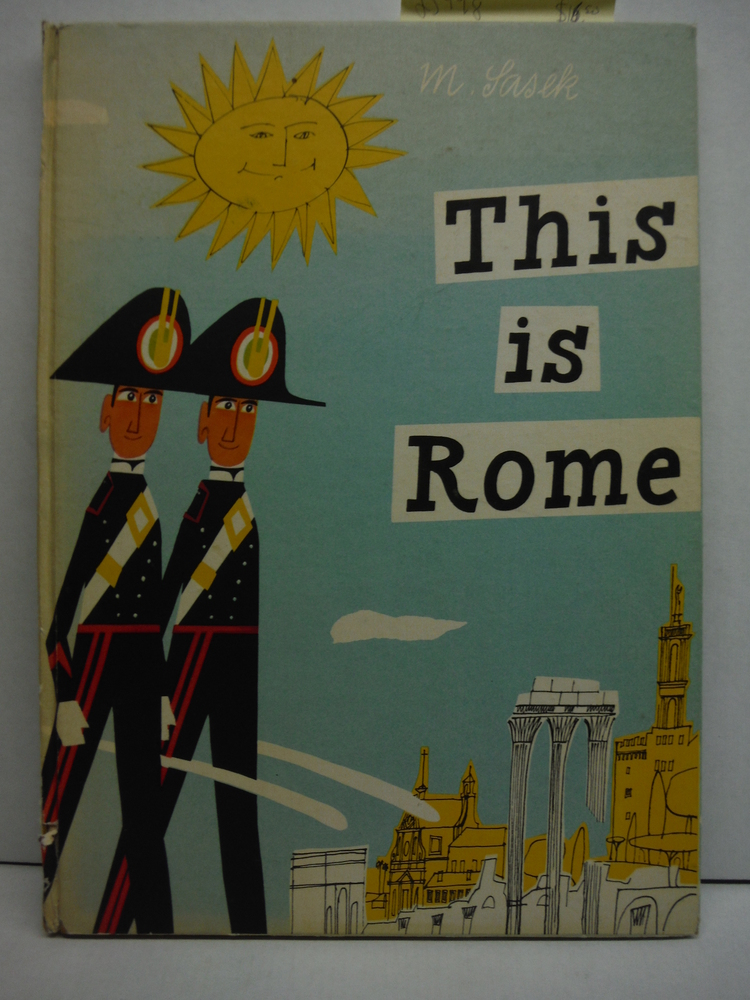 Image 0 of This is Rome (First Edition)