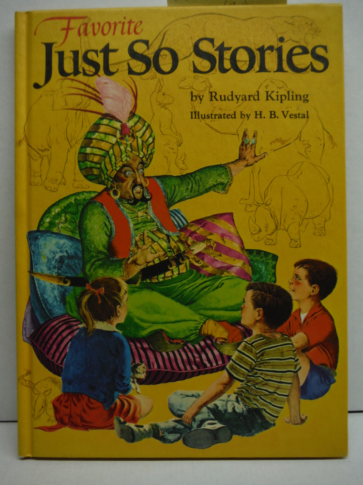 Image 0 of Favorite Just So Stories