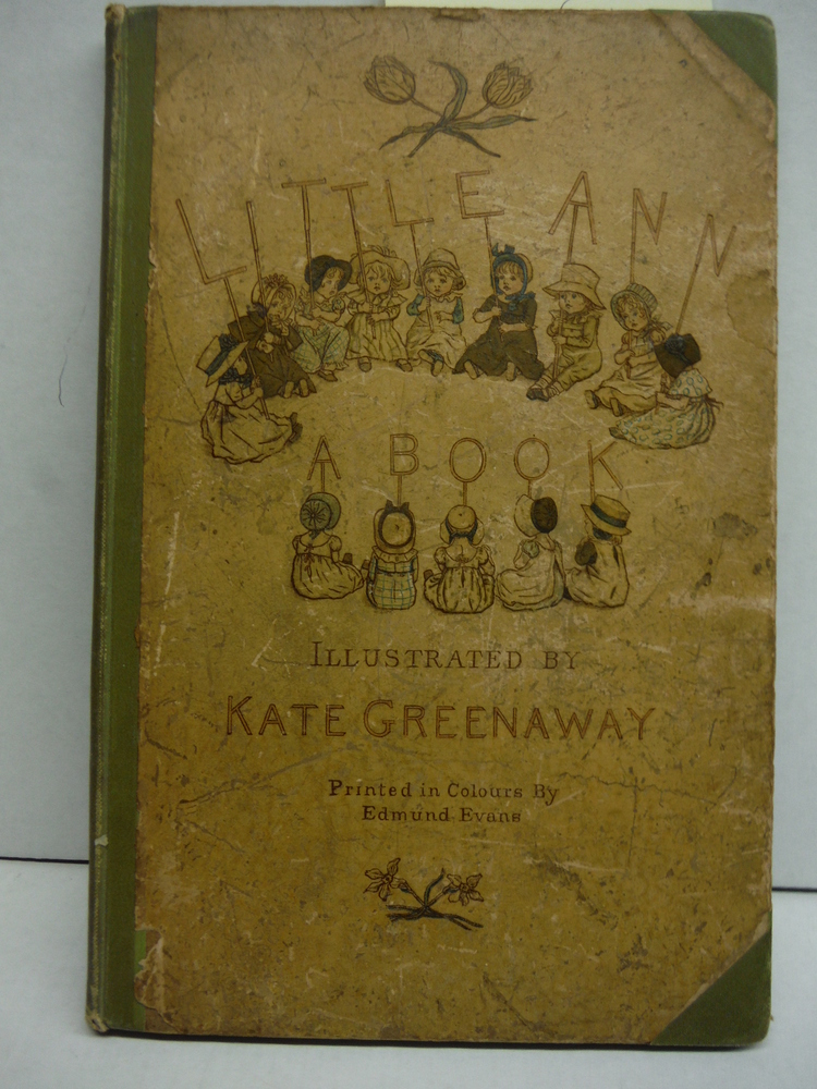 Image 0 of Little Ann and other Poems (First Edition)