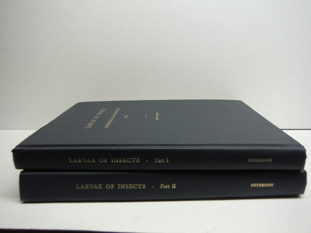 Image 0 of Larvae of Insects (Two Volume Set)