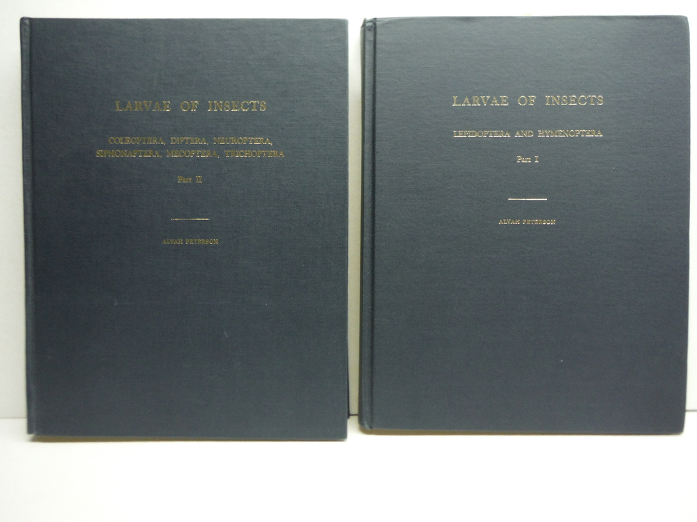 Image 1 of Larvae of Insects (Two Volume Set)
