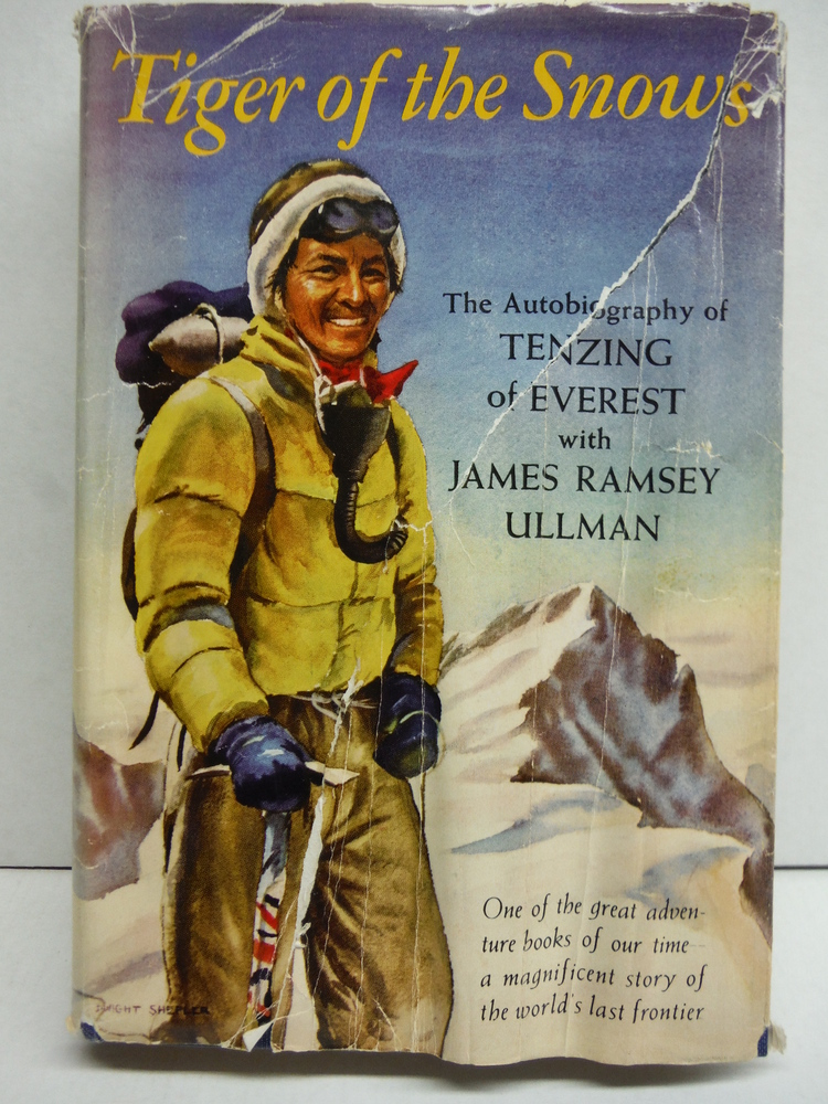 Image 0 of Tiger of the Snows : The Autobiography of Tenzing of Everest with James Ramsey U