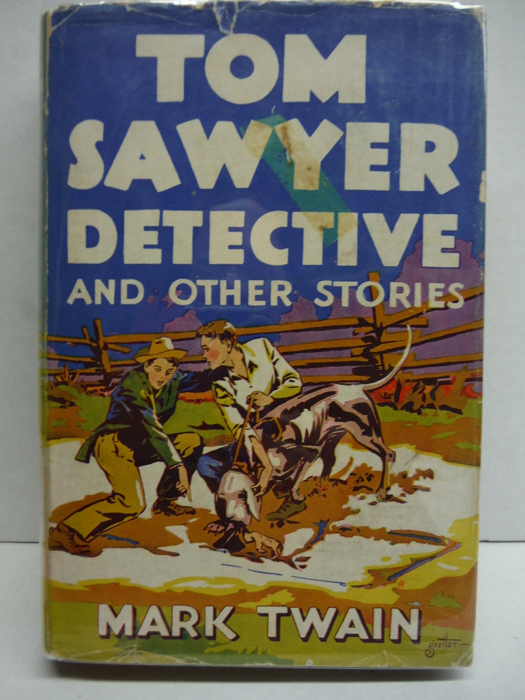 Image 0 of Tom Sawyer Detective and Other Stories