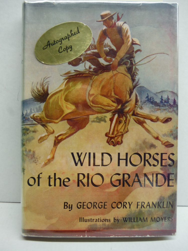 Image 0 of Wild horses of the Rio Grande;