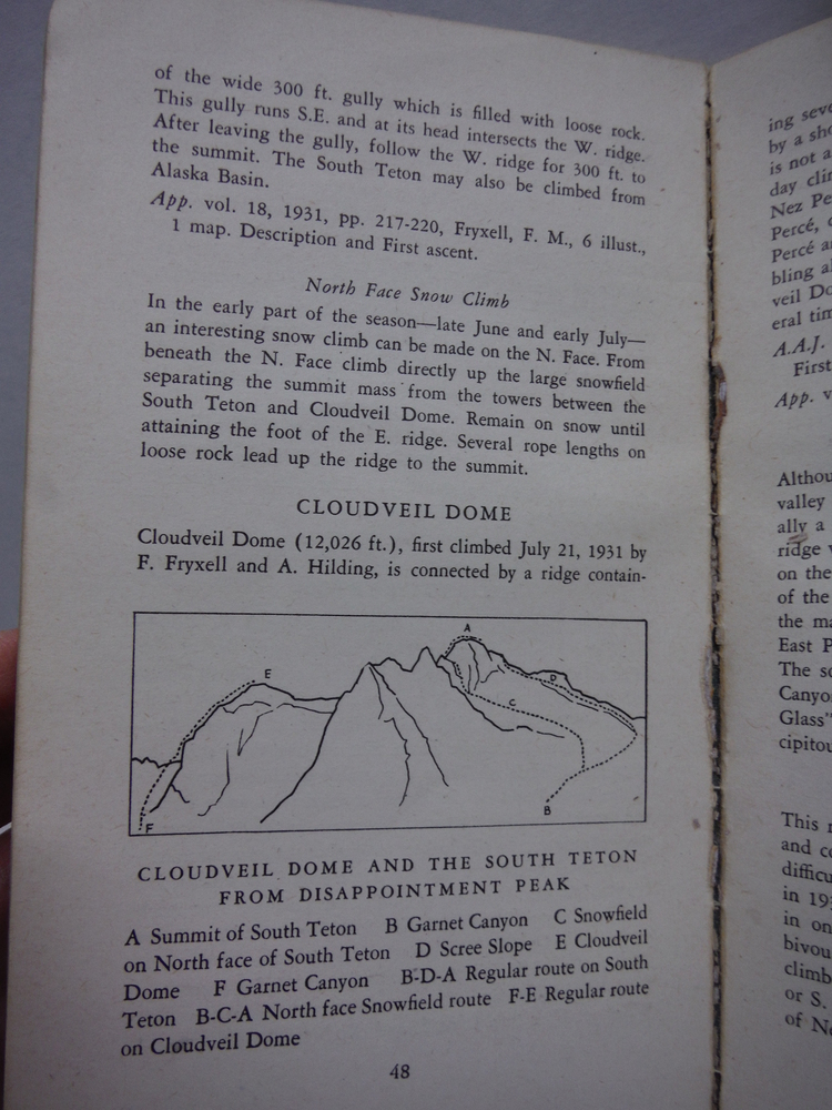 Image 2 of Mountain Climbing Guide to the Grand Tetons