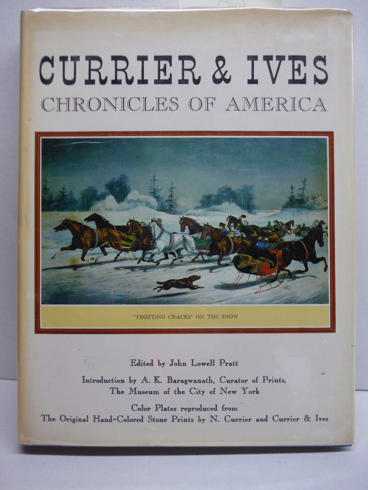 Image 0 of Currier & Ives chronicles of America: Color plates reproduced from the original