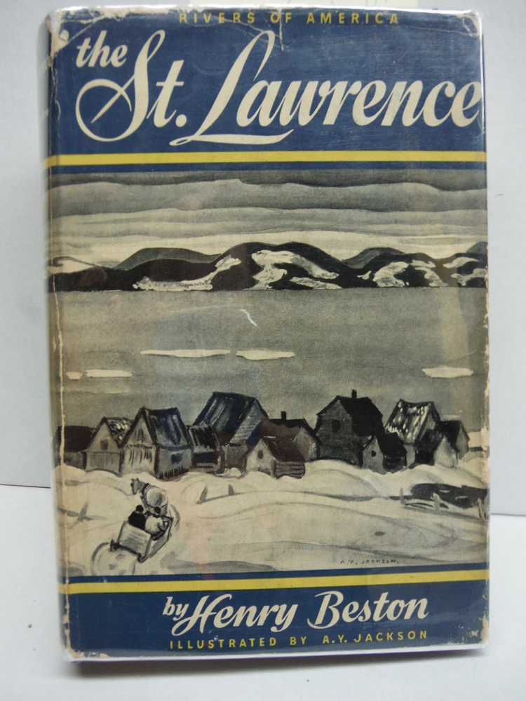 The St. Lawrence - Rivers of America Series