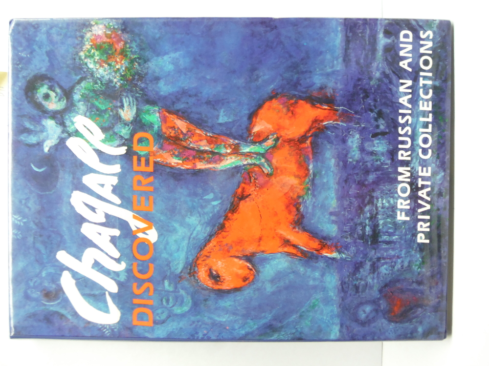 Image 0 of Chagall Discovered: From Russian and Private Collections