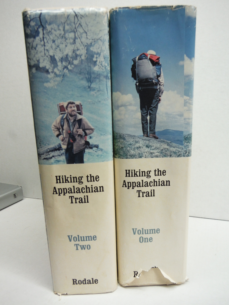 Hiking the Appalachian Trail (2 volume set)