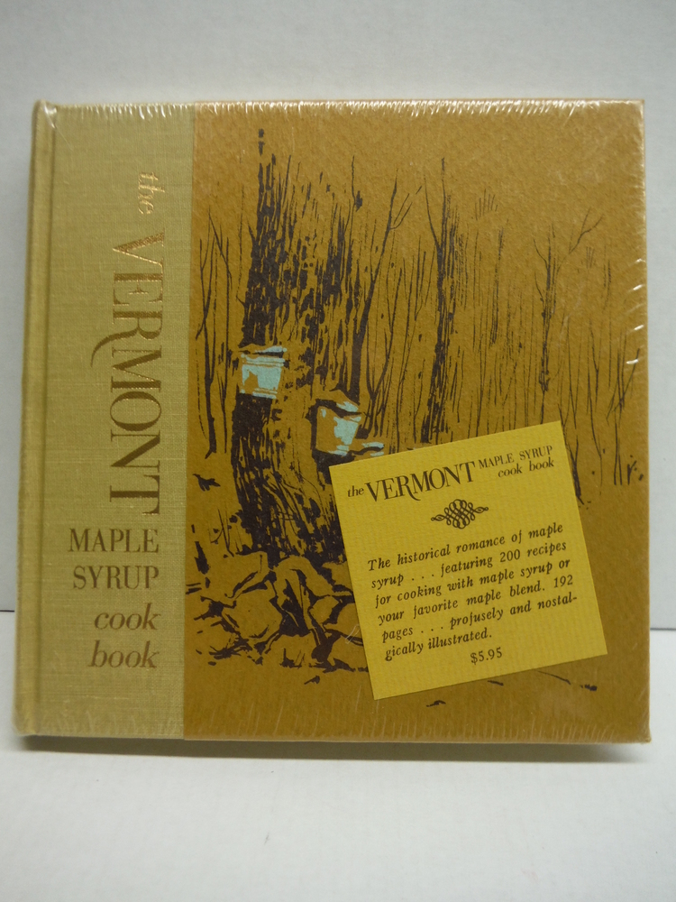 Image 0 of The Vermont Maple Syrup Cookbook