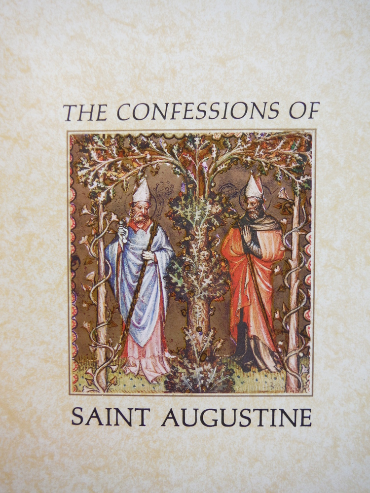 Image 1 of THE CONFESSION OF SAINT AUGUSTINE