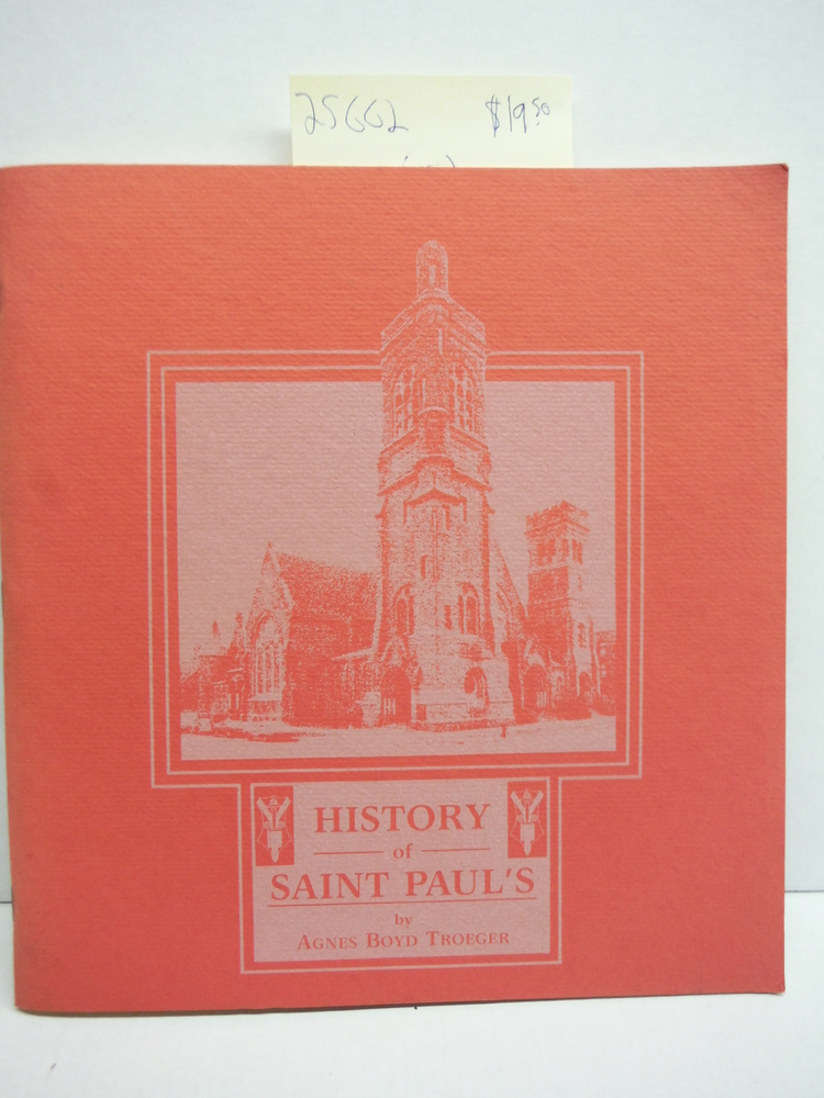 History of Saint Paul's